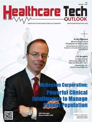 McKesson Corporation: Powerful Clinical Intelligence to Manage Patient Population